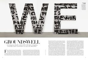 Groundswell | Vogue