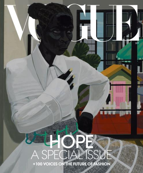 Issue: - SEPTEMBER 2020 | Vogue