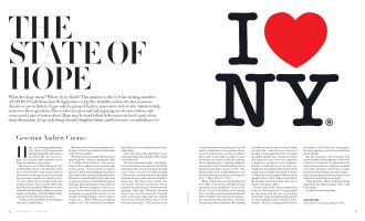 THE STATE OF HOPE   Vogue