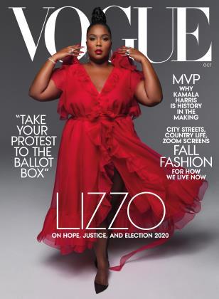 OCTOBER 2020 | Vogue