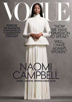 NOVEMBER 2020 | Vogue