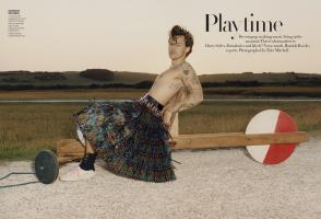 Play time | Vogue