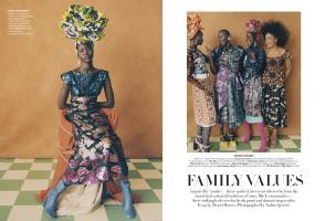 FAMILY VALUES | Vogue
