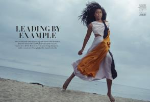 LEADING BY EXAMPLE | Vogue