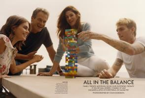 ALL IN THE BALANCE | Vogue