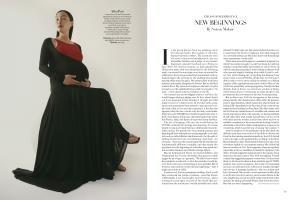 NEW BEGINNINGS | Vogue