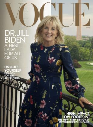 AUGUST 2021 | Vogue