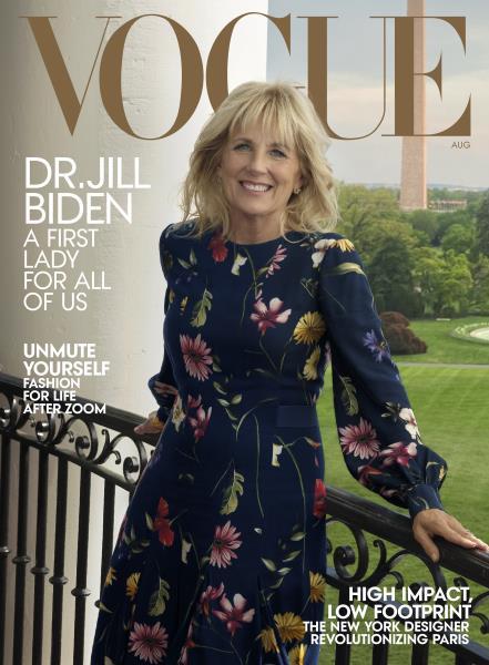 Issue: - AUGUST 2021 | Vogue
