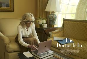 The Doctor Is In   Vogue
